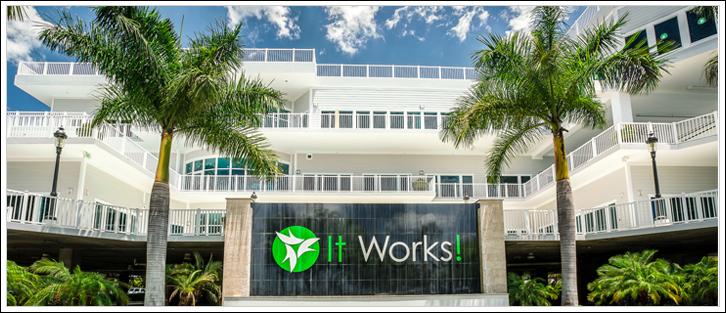 it works global corporastye headquarters